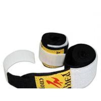 Бинты бокс. хлопок 3.5м (черный) П32Х/3.5 РЭЙ-СПОРТ
