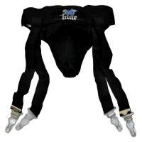 Бандаж с поясом хок. BLUESPORT POUR 3-in-1 M черн