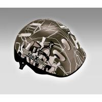 Роликовый шлем MaxCity BABY CITY черный p.S