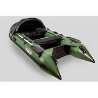 Надувная лодка GLADIATOR C330 DP зеленый