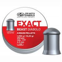 Пули JSB Exact Beast diabolo 1.05гр (250шт.)