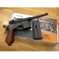 Пистолет пневматический Gletcher M712 MAUSER