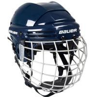 Шлем хоккейный BAUER 2100 COMBO BLUE L