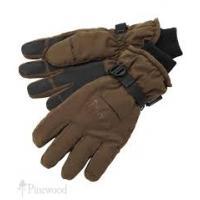 Перчатки б/пальцев зеленый р.М/L(Фолгреб)