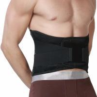 Пояс защитный+похудание (75% неопр, 25% полиэстр) PRO-6003A