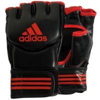 Перчатки для смешанных единоборств Traditional Grappling черно-красные (р-р S)