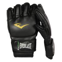 Перчатки Martial Arts Grappling PU L/XL черн.