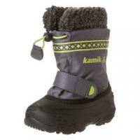 Ботинки Hatrickg(Kamik) при движ.-32, р-р24, цв.серый