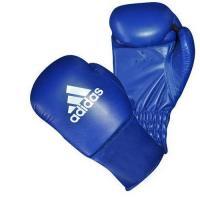 adiBK01 Перчатки бокс. Rookie синие 6 унц.