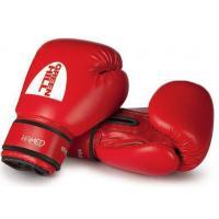 BGH-2036 Перчатки HAMED красные 12 OZ бокс.,без таргета
