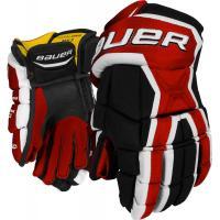 Перчатки хокк. Bauer Supreme Totalone MX3 SR р.13 красные
