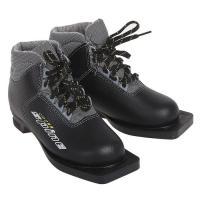 Ботинки лыжные р.34 SPINE Cross кожа  (NN75)
