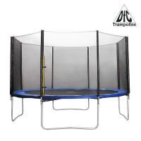 Батут DFC Trampoline Fitness 10футов с сеткой (305см)