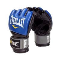 Перчатки тренировочные Pro Style Grappling S/M син.
