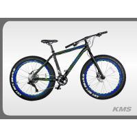 26'' Вел-д KMS Lite HD1010 FATBIKE черно/синий