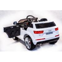 Audi Q7 Лицензия белый