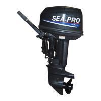 Лодочный мотор SEA-PRO T 25 (S)