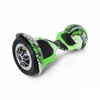 Гироборд Hoverbot C-1 Light, green multicolor