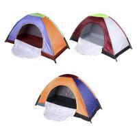 Палатка 2х местная, 200х200х135см, нейлон 170Т ЧИНГИСХАН