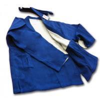 К5Х38/145, Куртка для САМБО (цвет синий) РЭЙ-СПОРТ