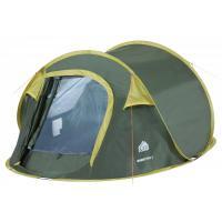 Палатка 2-х местная Moment Plus 2 (темно/светло зеленый) TREK PLANET
