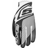 Перчатки FIFE MX PRACTICE plate white/black 7/XS