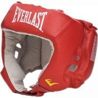 Шлем для любительского бокса Amateur Competition PU S красн.