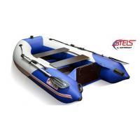 Лодка STELS HUNTER 255 синий/белый
