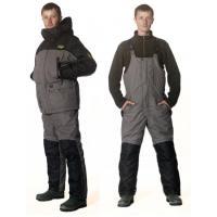 Ком-т рыболов. зимний DENWER (курта+брюки) (stone, 52-54/170-176)