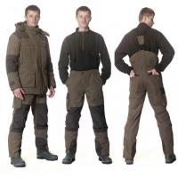 Ком-т охот. зимний MIRRO EXPERT (куртка+брюки) (brown, L)