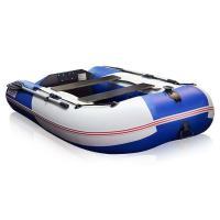Лодка STELS HUNTER 275 синий/белый