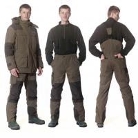 Ком-т охот. зимний MIRRO EXPERT (куртка+брюки) brown L