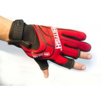 Перчатки Hitfish Glove-05 L красный HFG-05-01