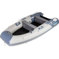 Надувная лодка GLADIATOR E350 тёмно-серый