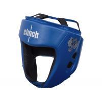 C112 Шлем боксерский Clinch Olimp синий, S