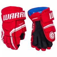 Перчатки хокк. Warrior Covert QRE5 SR р.13 черно-красно-белые