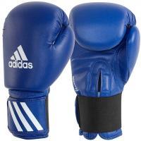 adiSBG50 Перчатки бокс. Speed 50 синие 10унц.