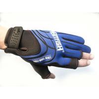 Перчатки Hitfish Glove-05 L синий