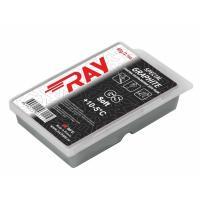 Парафин RAY GS +10-5С смазка скольжения с графитом, без фтора, мягкая (60г)