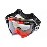 Очки мотоциклетные (красно-черный), YH-16-50
