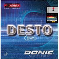 042185 Накладка DONIC Desto F2 черн. max