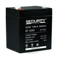 Аккумулятор Security Force 4,5 Ач 12В для эхолотов