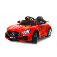 Mercedes-Benz GTR mini красный