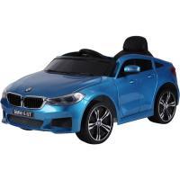 BMW 6 GT синий