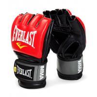 Перчатки тренировочные Pro Style Grappling S/M красн.