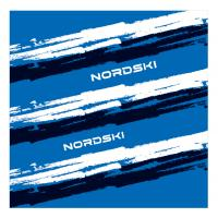 Баф Nordski Stripe Deep Blue