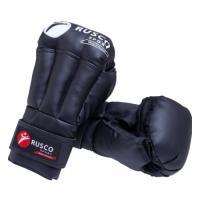Перчатки для Рукопашного боя RUSCO SPORT 10 Oz черн.