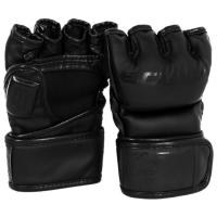 Перчатки MMA BoyBo Black Edition Flex M