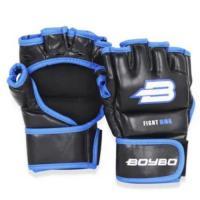 Перчатки MMA BoyBo Challenger Flex синие XS