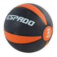 Медбол ESPADO 2кг оранжевый ES2601